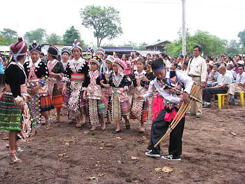 La musica de Khaen de Laos declarada Patrimonio de la Humanidad hinh anh 1