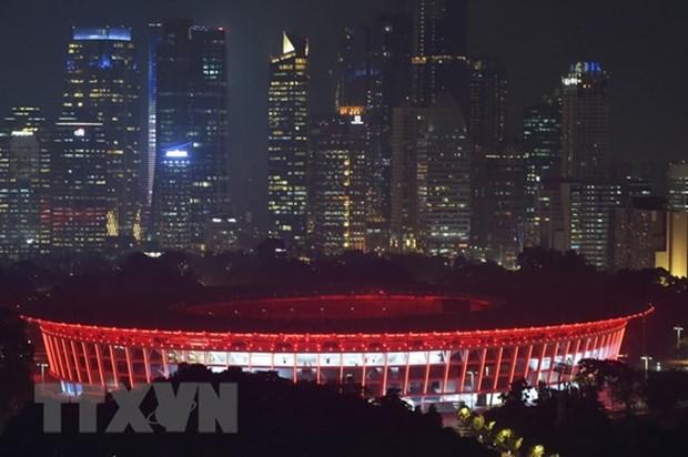 Indonesia: personal medico listo para Juegos Asiaticos en agosto hinh anh 1