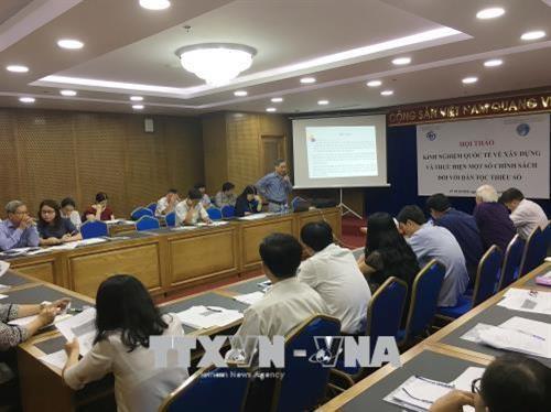 Identidad cultural nacional es importante para consolidar la gran unidad del pueblo hinh anh 1