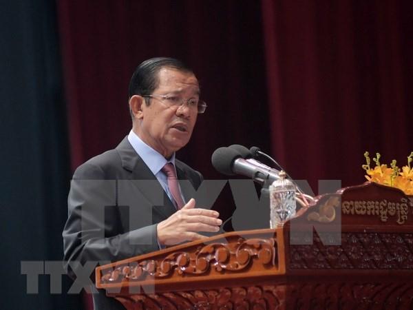 Camboya refuerza seguridad en ocasion del Ano Nuevo Tradicional hinh anh 1