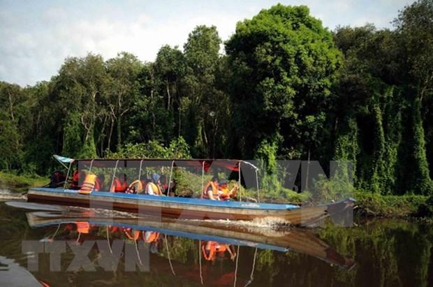 Region del delta de Mekong: destino atractivo para turistas extranjeros hinh anh 1