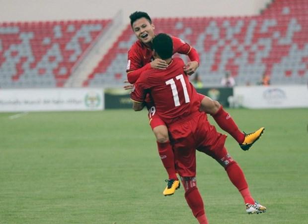 FIFA elogia los logros de Vietnam hinh anh 1