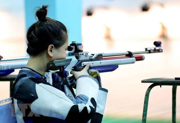 Vietnam aspira a conseguir medallas en tiro deportivo en Juegos Asiaticos hinh anh 1