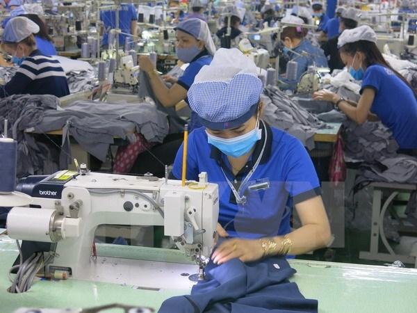 Binh Duong registra superavit comercial en primer trimestre de 2018 hinh anh 1