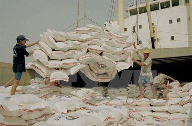 Indonesia por controlar precios de arroz hinh anh 1