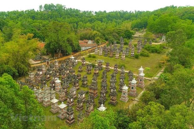 Provincia vietnamita de Bac Giang adopta medidas para promover turismo hinh anh 1