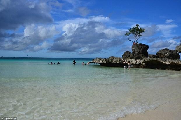 Filipinas cierra isla turistica Boracay para proteger medio ambiente hinh anh 1