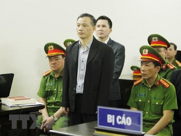 Tribunal de Hanoi abre juicio contra sujetos con intencion de subvertir el gobierno popular hinh anh 1