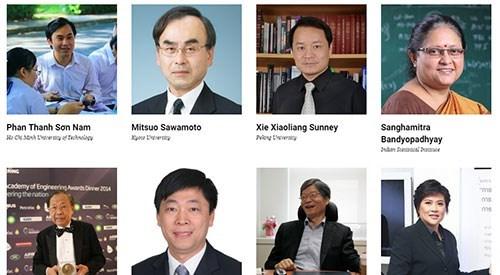 Dos vietnamitas figuran entre los 100 mejores cientificos en Asia hinh anh 1