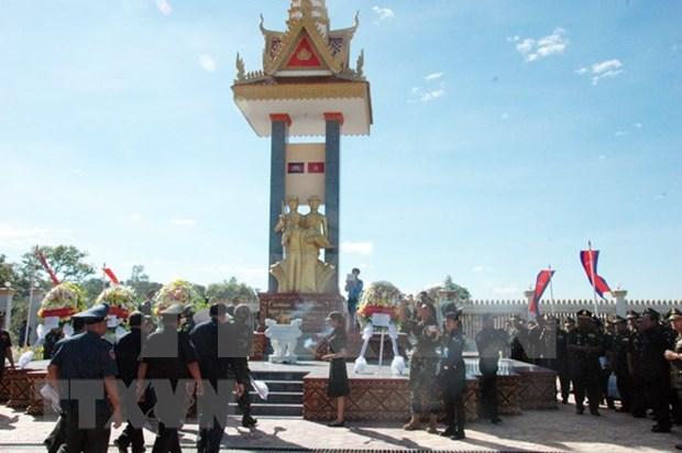 Destacan en Vietnam necesidad de Guerra de defensa nacional en la frontera suroeste en 1977 hinh anh 1