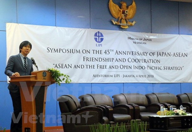 ASEAN y Japon celebran conferencia Oceano Indico – Pacifico libre y abierto hinh anh 1
