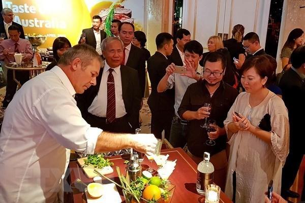 Musica y gastronomia estrechan relaciones Vietnam-Australia hinh anh 1