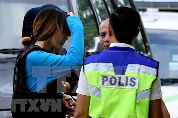 Embajada de Vietnam continua los esfuerzos para proteger derechos legitimos de Doan Thi Huong hinh anh 1