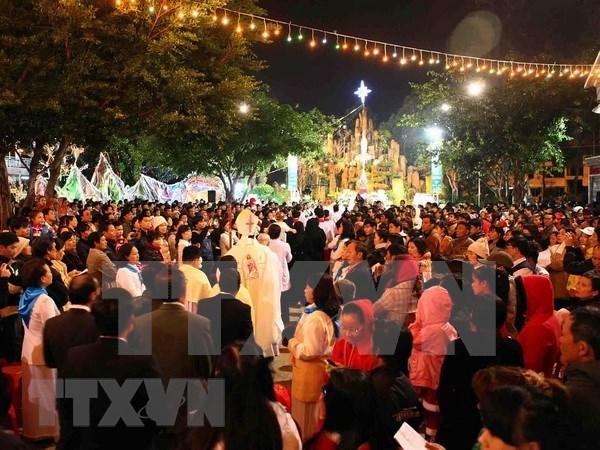 Preparan celebracion de VII Congreso de los Catolicos vietnamitas hinh anh 1