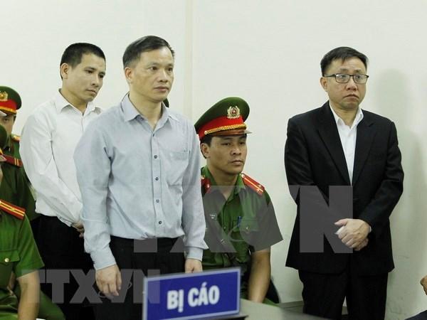 Condenados a prision individuos con intencion de subvertir administracion popular de Vietnam hinh anh 1