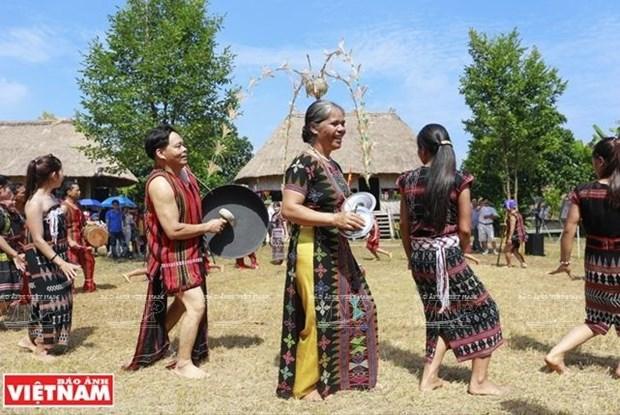 Celebraran en Hanoi Dia Cultural de las etnias minoritarias vietnamitas hinh anh 1