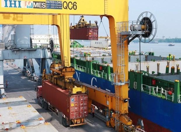 Ciudad portuaria vietnamita atrae inversion foranea multimillonaria en primer trimestre hinh anh 1