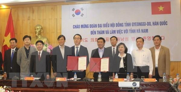 Dia de Cultura de Sudcorea en localidad vietnamita busca enriquecer las relaciones binacionales hinh anh 1