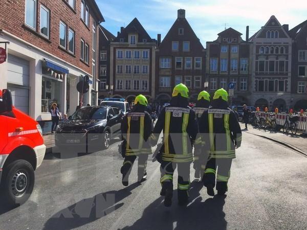 No registra victima vietnamita en atropello masivo en Alemania hinh anh 1