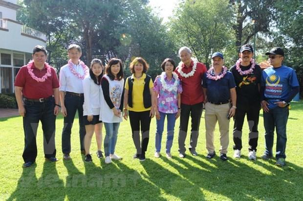 Dia de la Familia de ASEAN en Mexico coadyuva a enriquecer la comprension mutua hinh anh 1