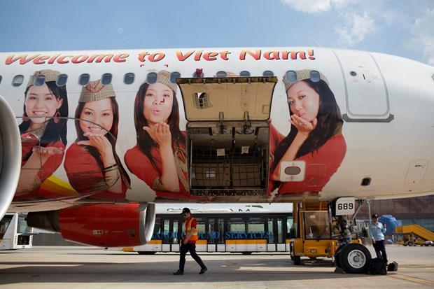 Aerolineas en Vietnam aumentaran vuelos este mes durante vacaciones hinh anh 1