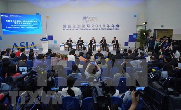 Asia preve liderar el mundo en crecimiento economico hinh anh 1