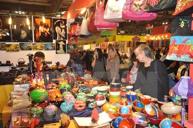 Vietnam busca mejorar la competitividad de productos artesanales en mercado mundial hinh anh 1