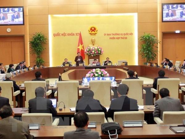 Comite Permanente de Asamblea Nacional de Vietnam celebrara manana su XXIII reunion hinh anh 1