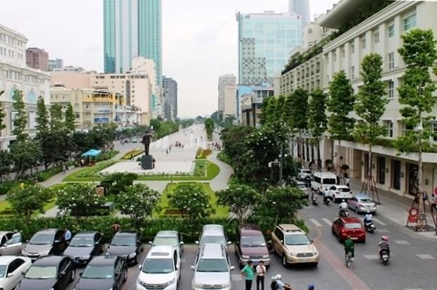Ciudad Ho Chi Minh lidera la atraccion de inversion foranea en Vietnam hinh anh 1