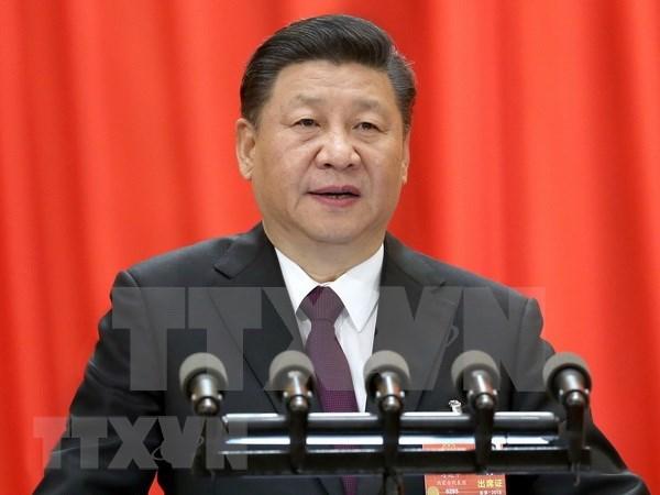"""Presidente chino resalta importancia de las """"propuestas de Boao"""" hinh anh 1"""