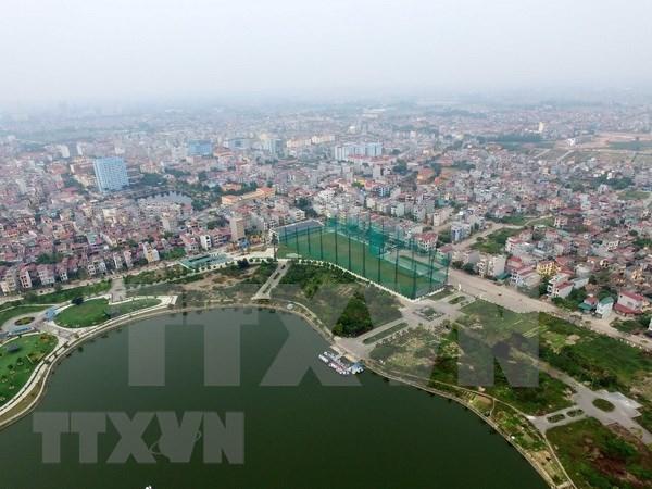 Provincia vietnamita de Bac Giang traza acciones para fortalecer la competitividad hinh anh 1