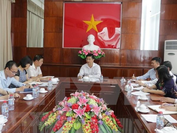 Autoridades vietnamitas impulsan preparativos para ASEM en junio hinh anh 1