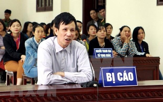 Condenan a prision a individuo con intencion de subvertir administracion popular de Vietnam hinh anh 1