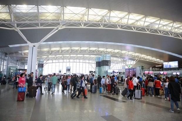 Avanza inversion millonaria para ampliar el aeropuerto de Noi Bai hinh anh 1