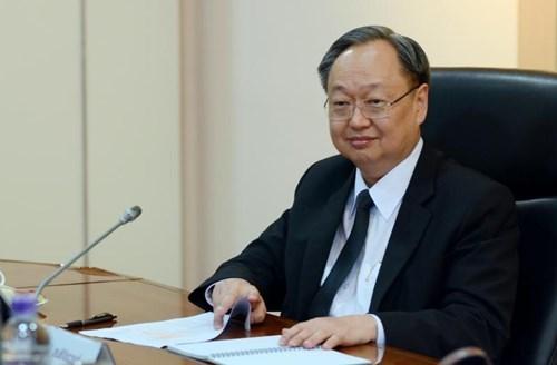 Ministro tailandes visita Reino Unido para viabilizar cooperacion comercial hinh anh 1