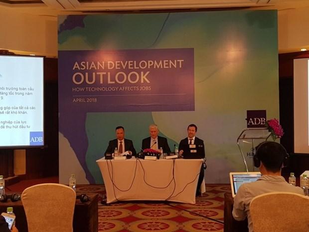 Economia de Vietnam crecera 7,1 por ciento este ano, pronostica Banco Asiatico hinh anh 1