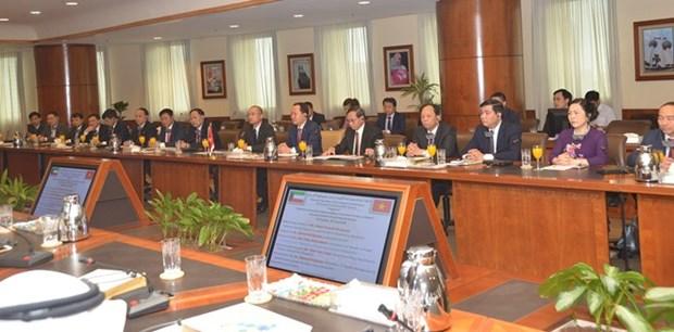Vietnam y Kuwait por intensificar la cooperacion economica hinh anh 1