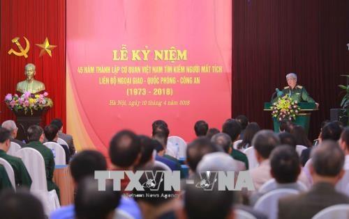 Vicecanciller vietnamita insta a EE.UU. a intensificar cooperacion en busqueda de desaparecidos en guerra hinh anh 1