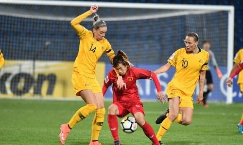 Campeonato asiatico 2018: oportunidad para futbol femenino vietnamita hinh anh 1