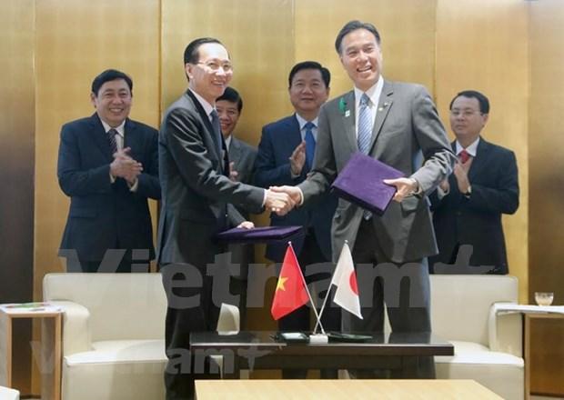 Ciudad Ho Chi Minh y Nagano (Japon) por fomentar cooperacion multisectorial hinh anh 1