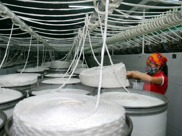 Vietnam e India buscan impulsar cooperacion en sector de confecciones textiles hinh anh 1