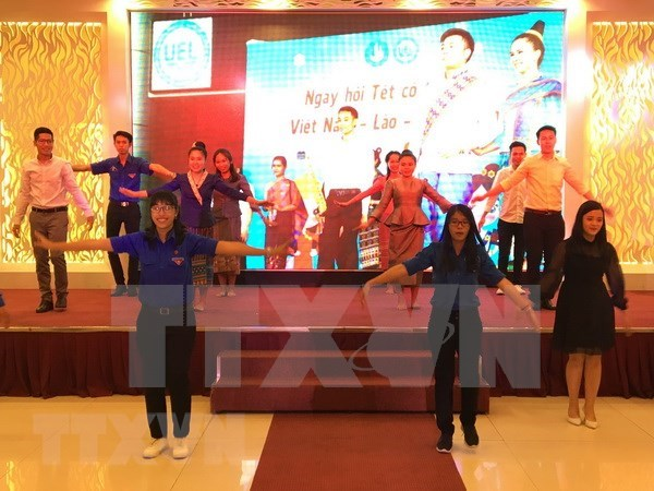Ciudad Ho Chi Minh facilita condiciones para estudiantes laosianos y camboyanos hinh anh 1