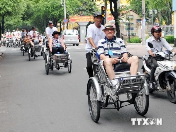 Lanzan miles de ofertas preferenciales en Festival de Turismo de Ciudad Ho Chi Minh hinh anh 1