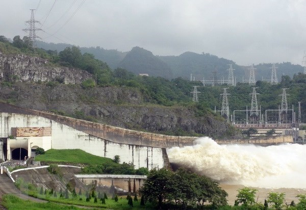 Gobierno aprobo proyecto de expansion de la planta hidroelectrica Hoa Binh hinh anh 1