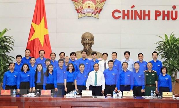 Primer ministro de Vietnam pide mayor apoyo a jovenes emprendedores hinh anh 1