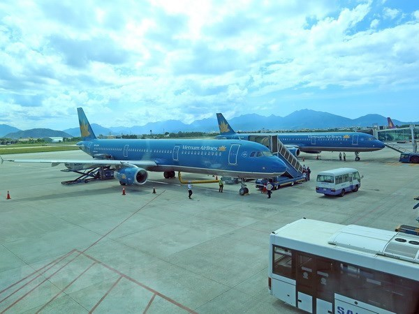 Vietnam Airlines ajusta sus rutas de vuelo para evitar el Mar Negro hinh anh 1