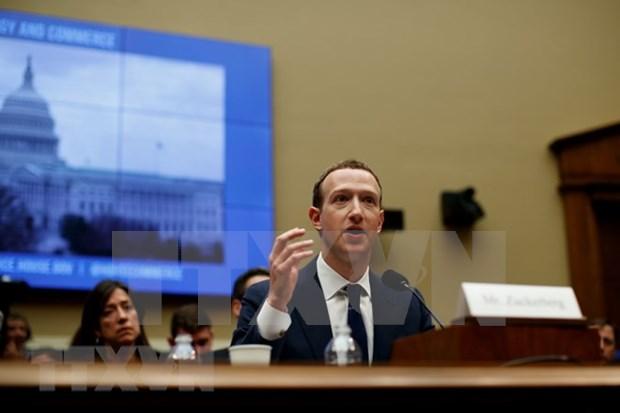 Filipinas abre investigacion a Facebook por la fuga de datos hinh anh 1
