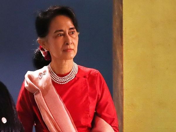 Canciller de Myanmar visitara Vietnam hinh anh 1