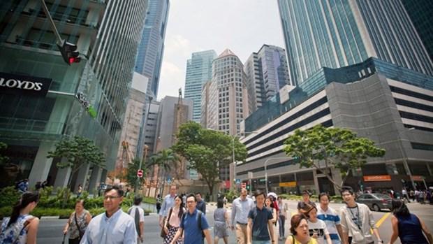 Sector de produccion, fuerza motriz de economia de Singapur hinh anh 1