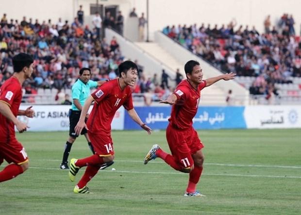 Vietnam escalo 10 posiciones en la Clasificacion Munidal de FIFA hinh anh 1